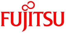 Our Supplier Fujitsu Logo